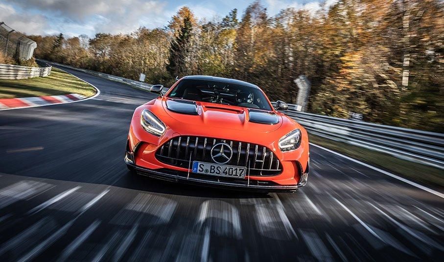 Mercedes GT Black Series