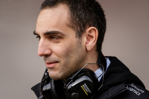 Cyril Abiteboul leaves Renault