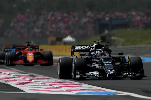 2021 French Grand Prix Review