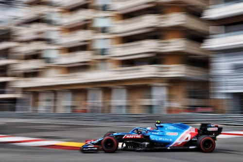 Alpine and Ocon Together Until 2024