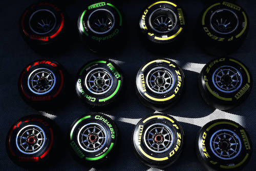 F1 Needs Another Tire Supplier