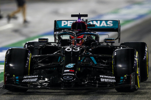 Mercedes Need to Promote George Russell