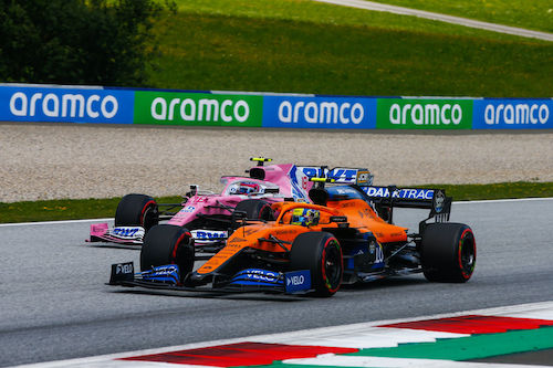 The Rise and Rise of Lando Norris