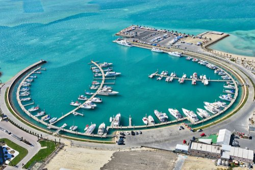 Amwaj Islands Marina