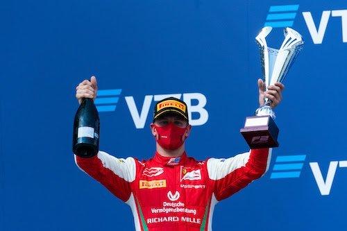 Mick Schumacher Wins F2